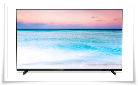 Philips 50 inches 50PUT6604-94 6600 Series 4K Ultra HD LED Smart TV