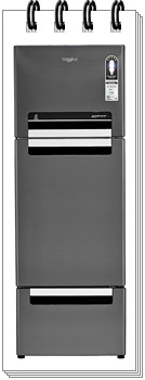 Whirlpool 300 L FP 313D PROTTON ROY Frost-Free Multi-Door Refrigerator
