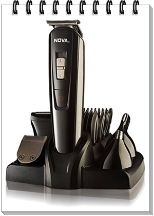 Nova NG 1151 All in One 100% Waterproof Trimmer - best trimmer under 1500 in 2021, best trimmer under 1500, best trimmer under 1500 rs
