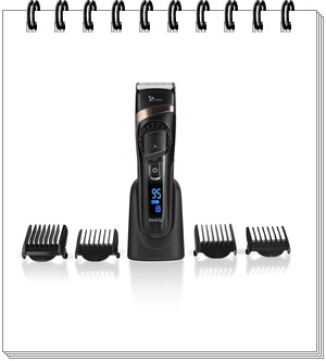 SYSKA HB100 Ultraclip Hair Clipper and Trimmer - best trimmer under 1500 in 2021, best trimmer under 1500, best trimmer under 1500 rs