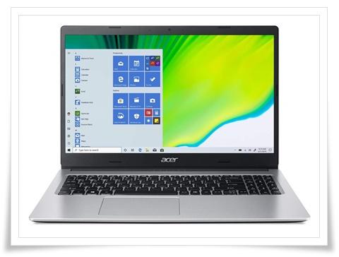 Acer Aspire 3 A315-23 15.6-inch Laptop - best laptop under 50000, best gaming laptop under 50000, best laptop under 50000 in india 2021