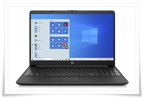 HP 15 15S-DU3040TU 11th Gen Intel Core I3 15.6-Inch FHD Laptop - best laptop under 50000, best gaming laptop under 50000, best laptop under 50000 in india 2021