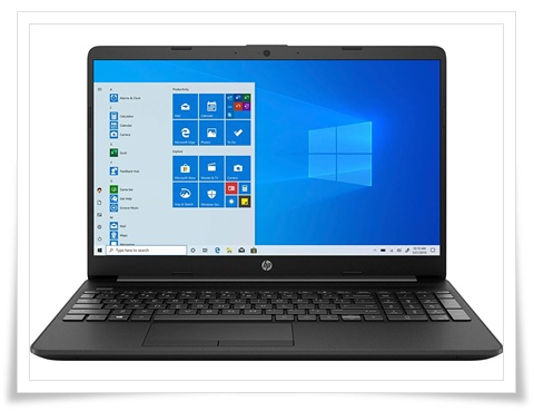 HP 15 15S-GR0010AU Thin & Light 15.6-Inch FHD Laptop - best laptop under 50000, best gaming laptop under 50000, best laptop under 50000 in india 2021