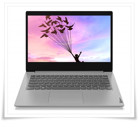 Lenovo Ideapad Slim 3i 81WD00AVIN 10th Gen Intel Core i5 14 inch FHD Thin and Light Laptop - best laptop under 50000, best gaming laptop under 50000, best laptop under 50000 in india 2021