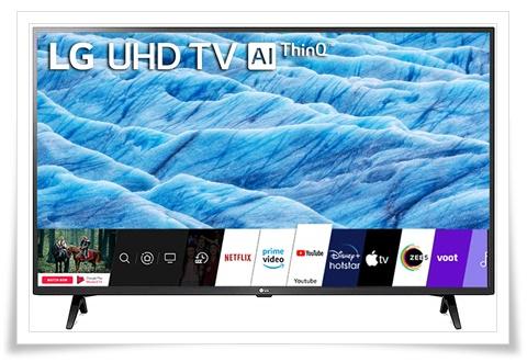 LG 55 inches 55UM7290PTD 4K UHD Smart LED TV
