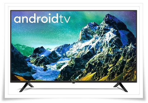 Panasonic 58 inches TH-58HX450DX 4K Ultra HD Certified Android Smart LED TV