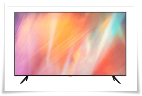 Samsung 55 inches UA55AUE70AKLXL Crystal 4K Pro Series Ultra HD Smart LED TV