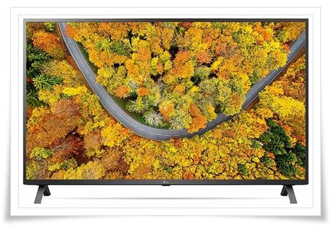 LG 55 inches 55UP7500PTZ 4K Ultra HD Smart LED TV