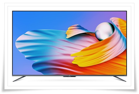 OnePlus 55 inches 55U1S U Series 4K LED Smart Android TV