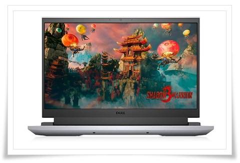 Dell 15 G15 5515 D560542WIN9W Ryzen 5-5600H 15.6-Inch Gaming Laptop
